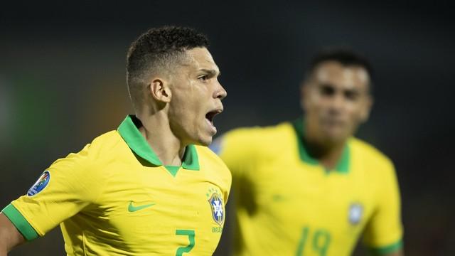 Acabou o sufoco! Brasil vence a Argentina em 3 X 0 e garante vaga nos Jogos Olímpicos de Tóquio