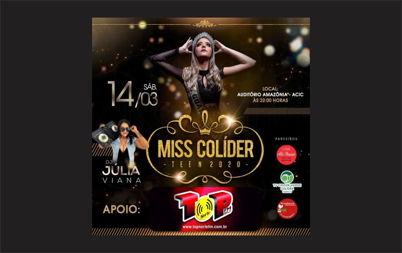 Miss Colíder – Teen 2020