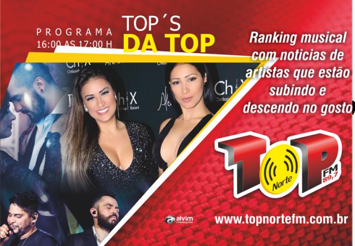 Top's da Top 20 Fevereiro 2020
