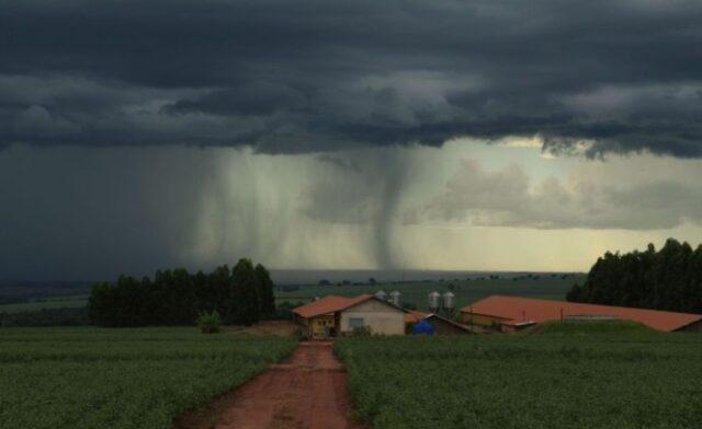 Chuva avança para Santa Catarina, Paraná, Mato Grosso do Sul e Mato Grosso