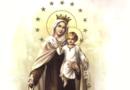 Nossa Senhora do Carmo – Santo dia 16