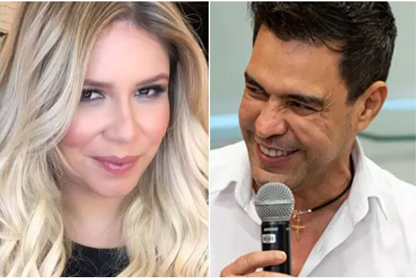 Zezé Di Camargo é clicado com Marília Mendonça e gera especulações