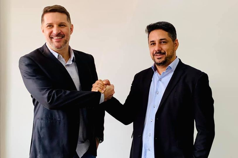 Rogério e Wagner na busca pela gestão municipal de Alta Floresta (MT)