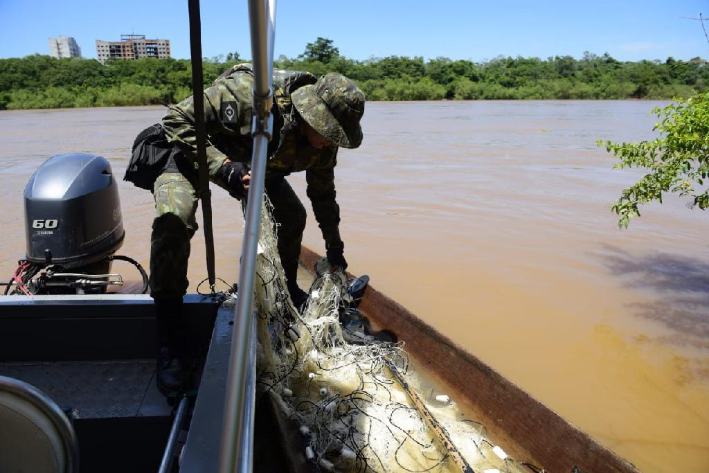 Período de proibição da pesca em Mato Grosso será entre outubro e janeiro