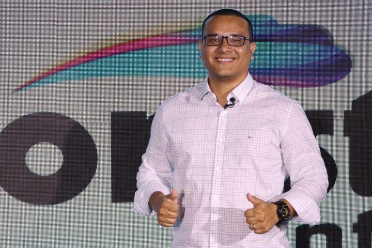 Delegado Vinicius Nazário entra na corrida eleitoral pela prefeitura de Alta Floresta (MT)