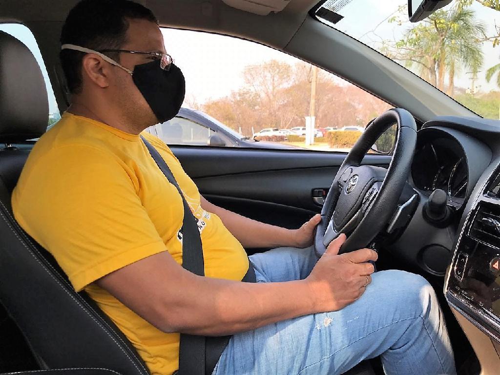 Detran-MT alerta motoristas e passageiros para uso correto do cinto de segurança