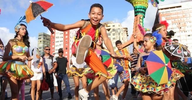 O Dia Nacional do Frevo é comemorado hoje em 14 de setembro