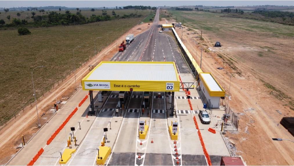 Governador inaugura recuperação de rodovia no Nortão de MT