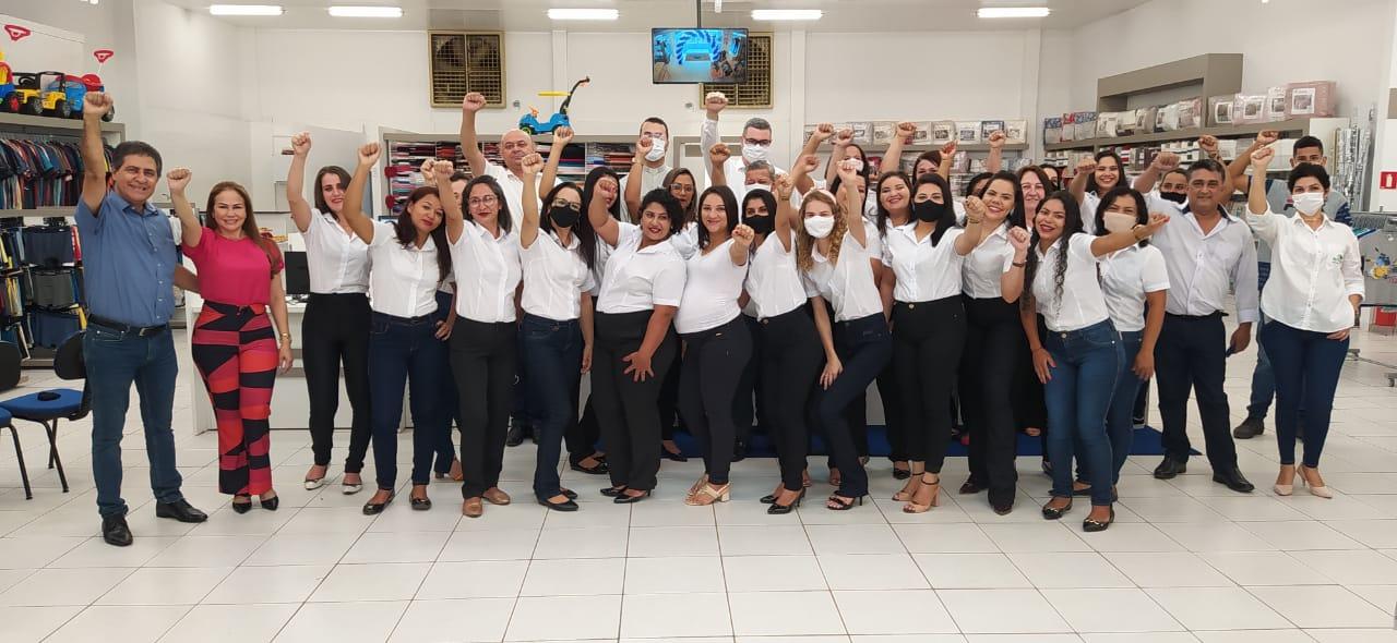 Grupo Rei do Pano reinaugurou hoje (26) a loja REI DO PREÇO em Alta Floresta (MT); confira