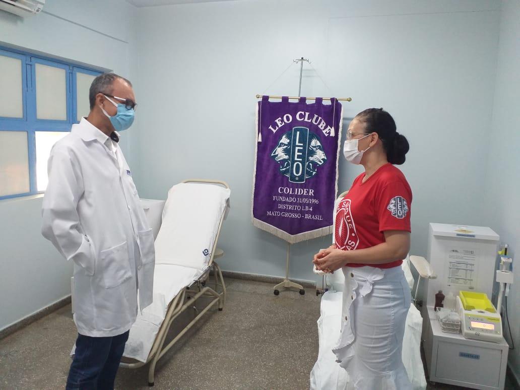 Doe amor! Campanha interna para receber doadores de sangue continua na unidade coletora em Colíder (MT)