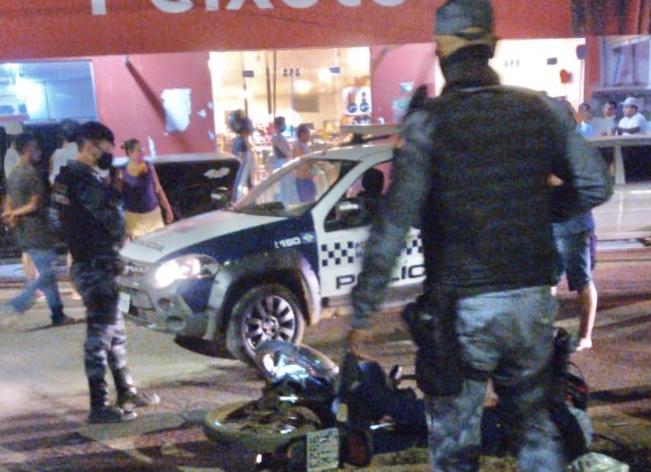 Preso no nortão de MT corretor acusado de mandar matar empresário; atirador também morreu