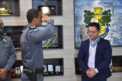 ALMT vai comprar mil pistolas para a PM de Mato Grosso