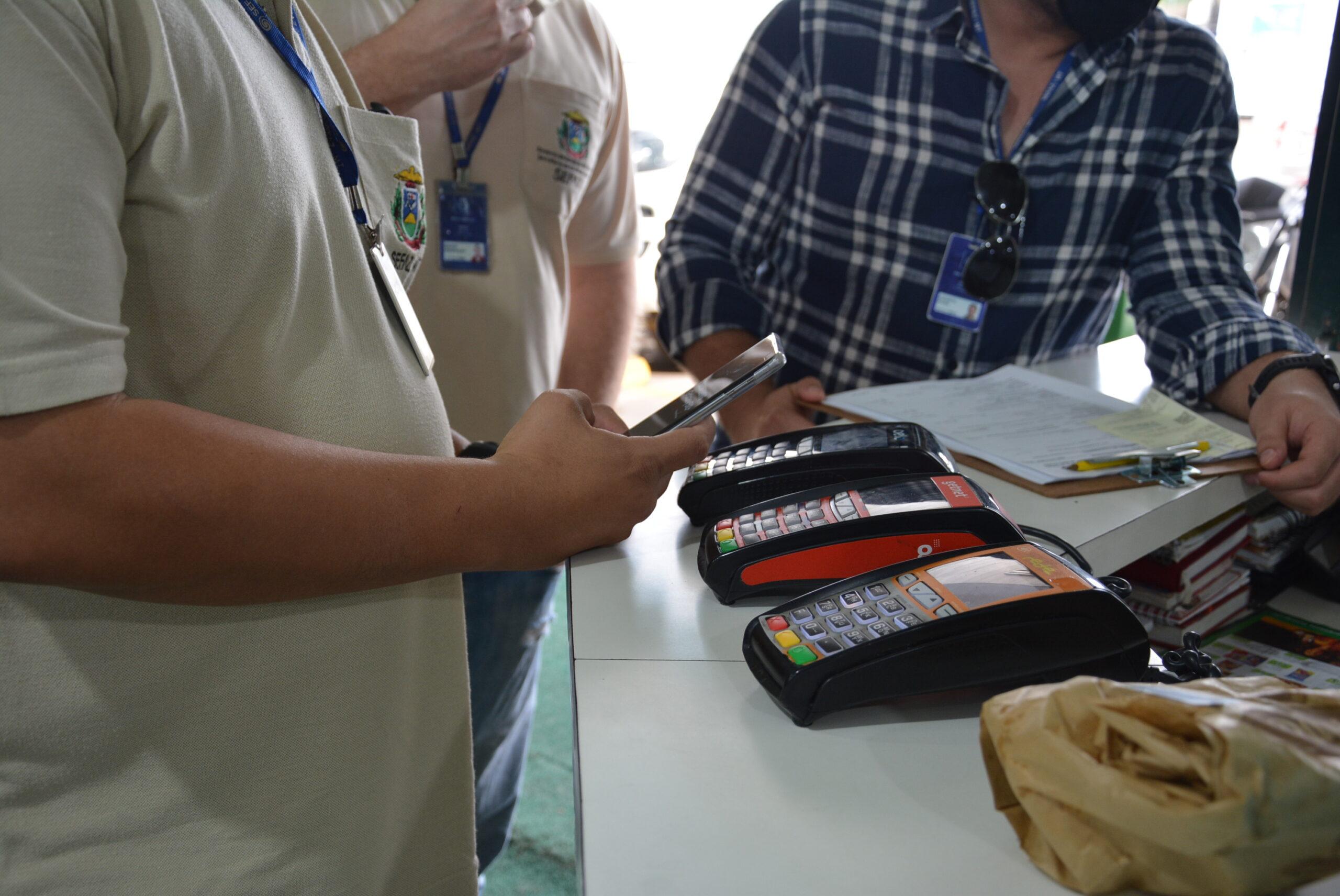 Sefaz realiza ação para apurar fraudes após denúncia de consumidores