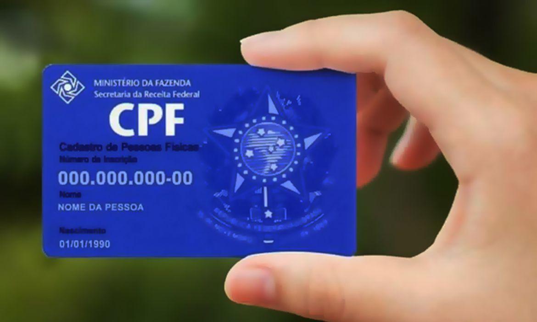 Receita Federal promove ação contra fraudes a CPFs