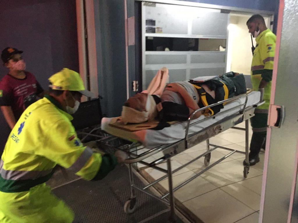 Grave acidente na BR-163, entre caminhonetes mata duas pessoas e deixa outras sete feridas em MT