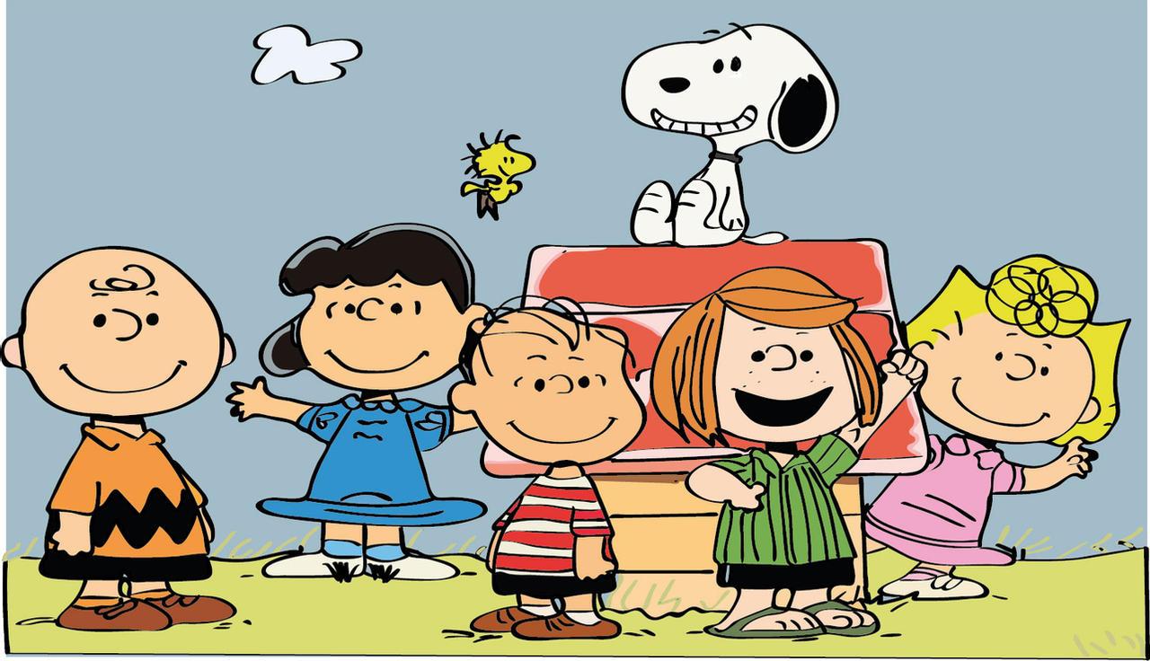 Série do Snoopy mostra origem da amizade com Charlie Brown