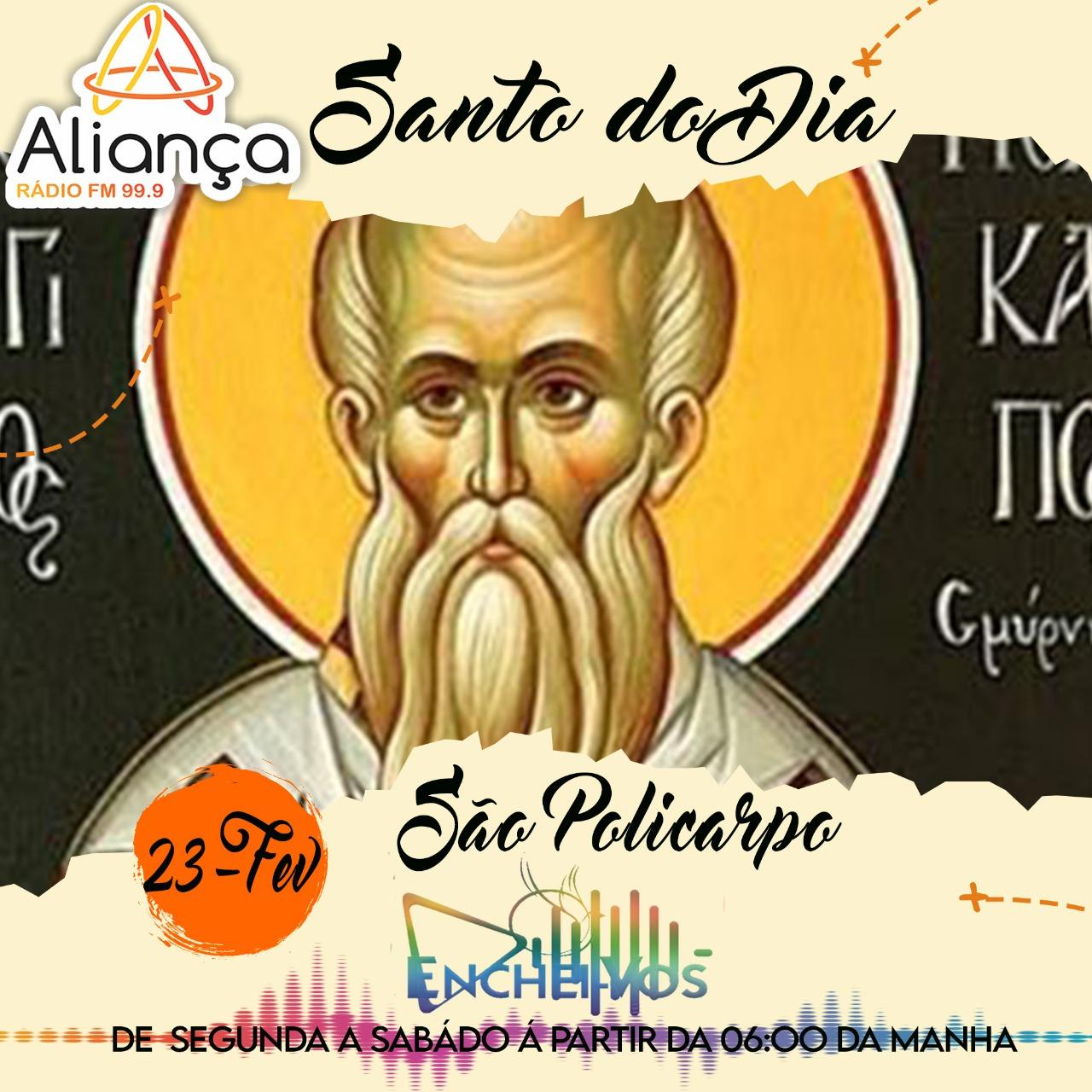 Santo do Dia: conheça a história de São Policarpo