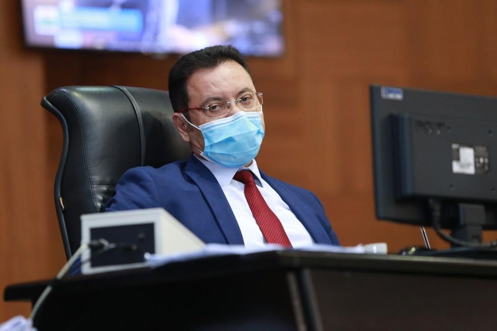 Alexandre de Moraes anula terceira eleição de Botelho a presidência da Assembleia de Mato Grosso