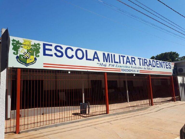 Alunos da escola militar de Rondonópolis (MT) ganham 18 medalhas; 4 de ouro