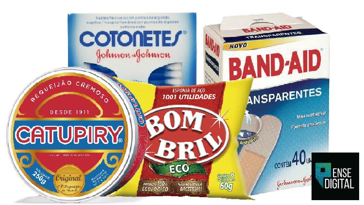 25 marcas que viraram sinônimo de produto