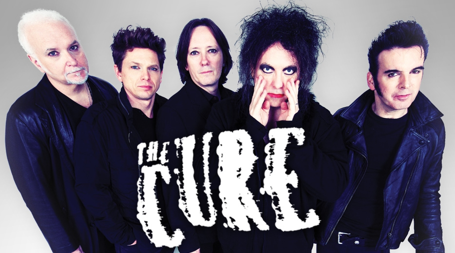 """O destaque do """"TÚNEL DA TOP"""" de hoje foi para a banda """"The Cure""""; confira"""
