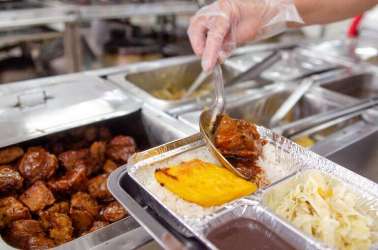 Faturamento da indústria de alimentos cresceu 12,8% em 2020