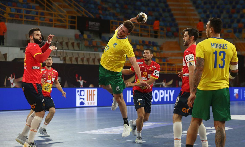Handebol: Brasil convoca 20 jogadores para pré-olímpico masculino