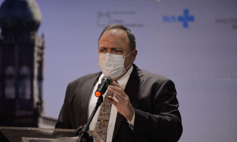 Pazuello espera vacinar 170 milhões de brasileiros até o fim deste ano