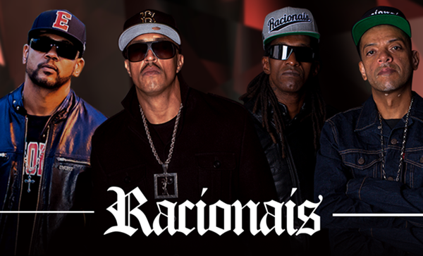 """O destaque do """"TÚNEL DA TOP"""" de hoje foi para a banda """"Racionais MC's""""; confira"""
