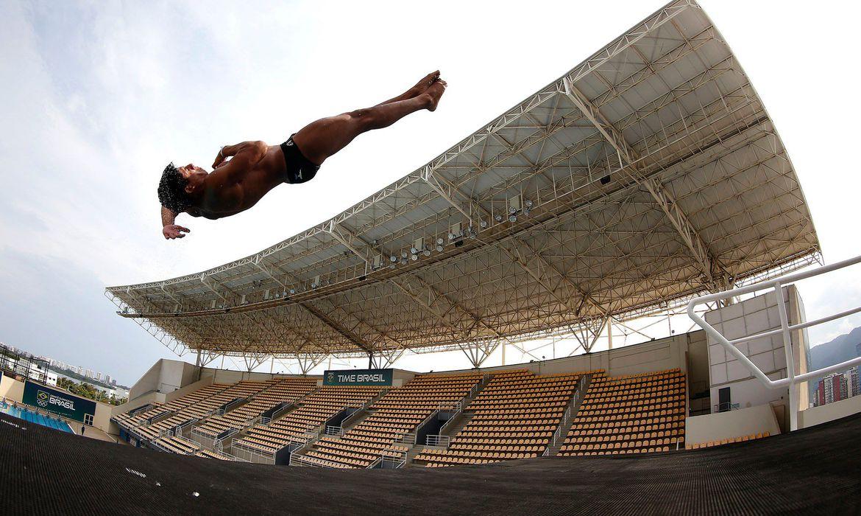 Definida equipe brasileira de Saltos Ornamentais para Pré-Olímpico