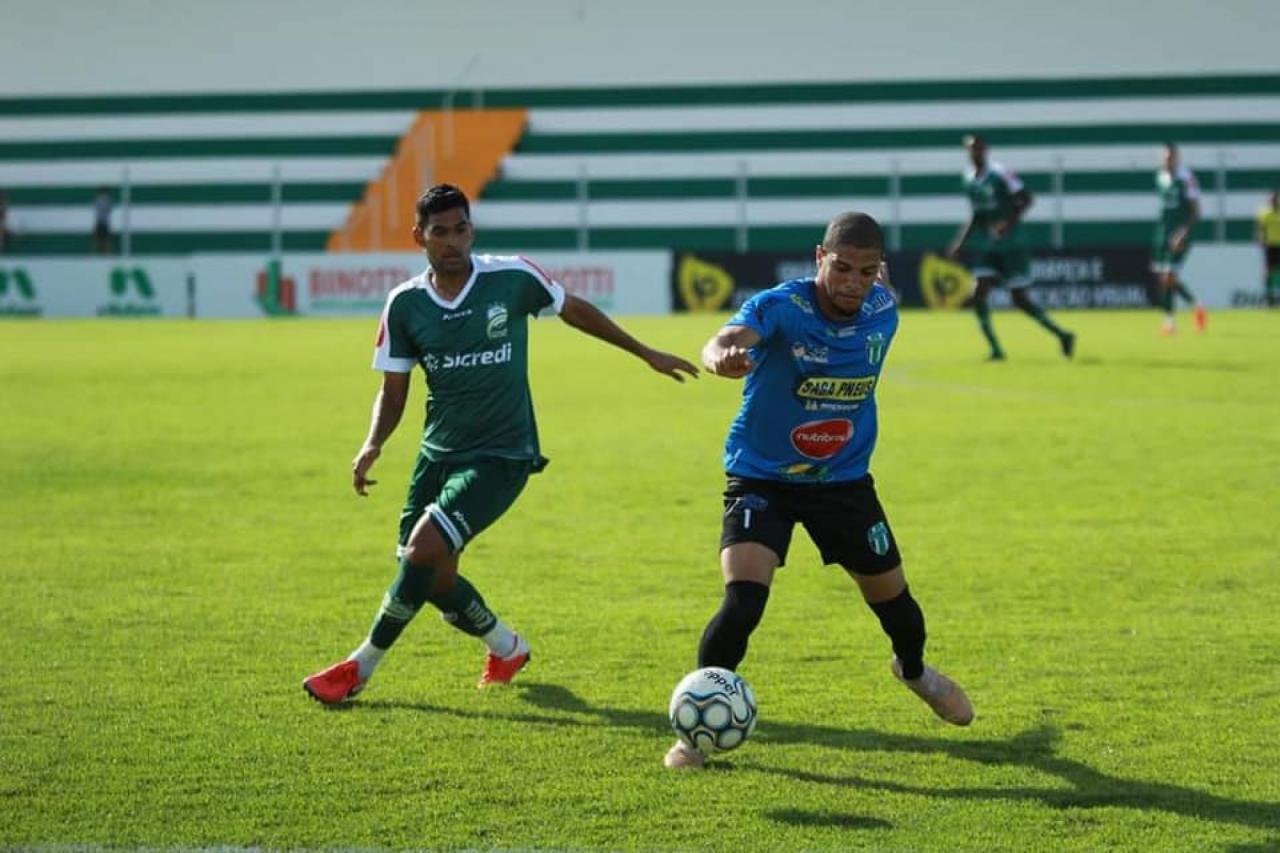 Sorriso (MT):Primeiro jogo entre Sorriso e Sinop terá portões fechados