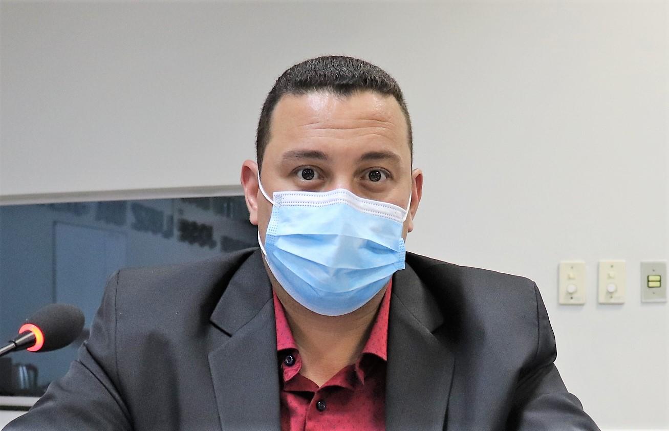 """""""Cidade em Pauta"""": O vereador Adriano Santos (PSC) de Colíder (MT) analisa primeiros meses  e fala sobre seus principais projetos"""