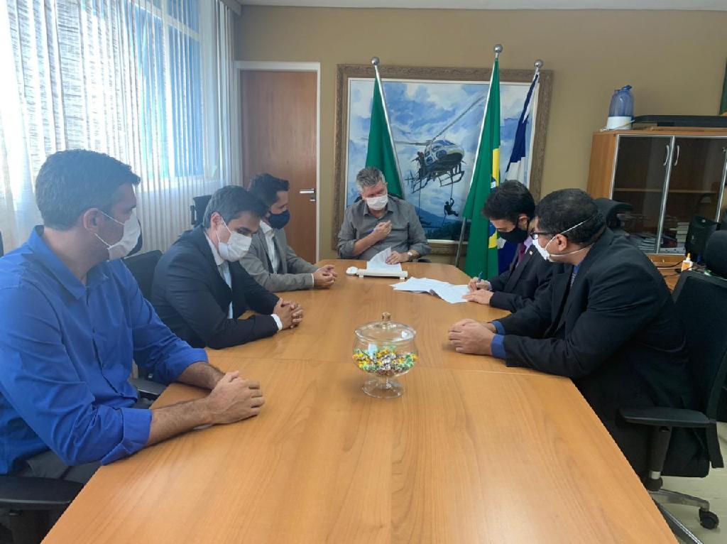 Acordo permitirá celeridade em investigações de crimes de corrupção em MT