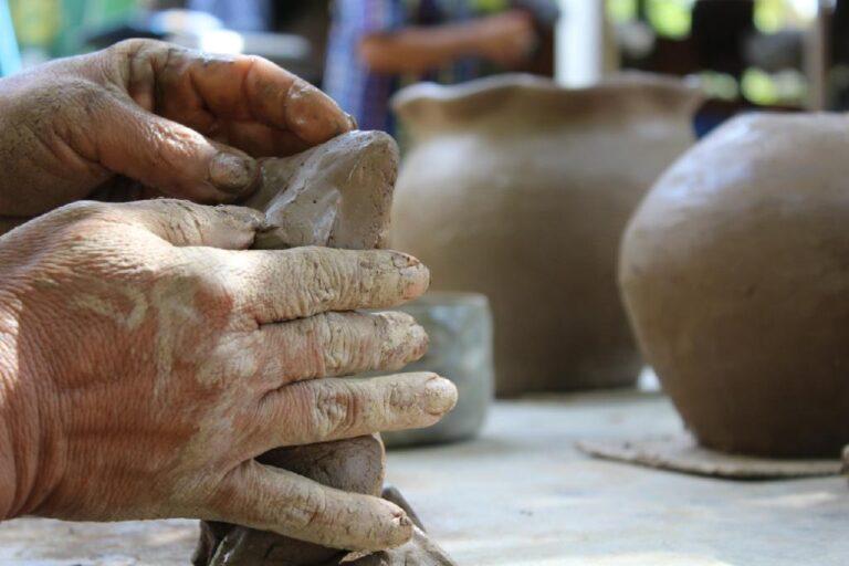 Ceramistas realizam exposição em homenagem à pioneira em Cuiabá