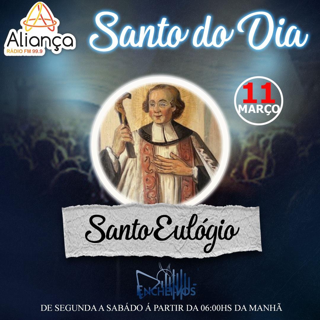 """""""Santo do Dia"""": Conheça a História de Santo Eulógio"""
