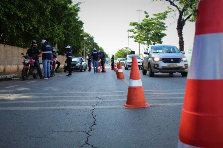 Em um mês, 36 motoristas são autuados por embriaguez ao volante em operações integradas em MT