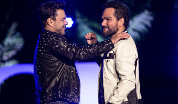 Zezé e Luciano farão show presencial em São Paulo