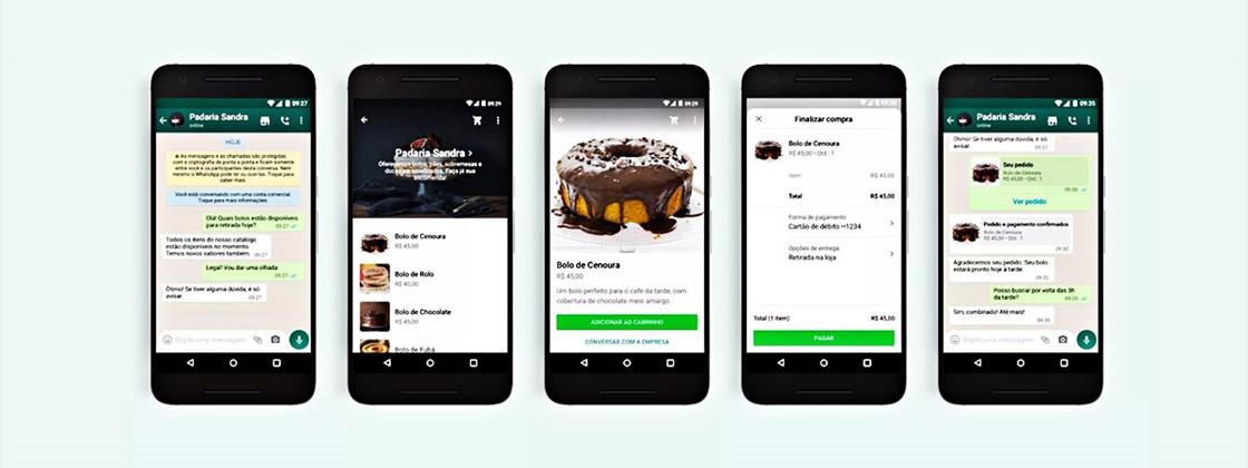 WhatsApp lança novas ferramentas para facilitar uso dos catálogos