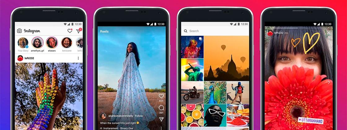 Instagram Lite é lançado no Brasil; app 'pesa' apenas 2 MB