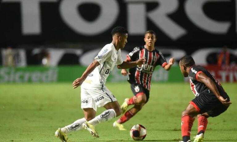 Campeonato Paulista: Santos empata sem gols com o Botafogo-SP