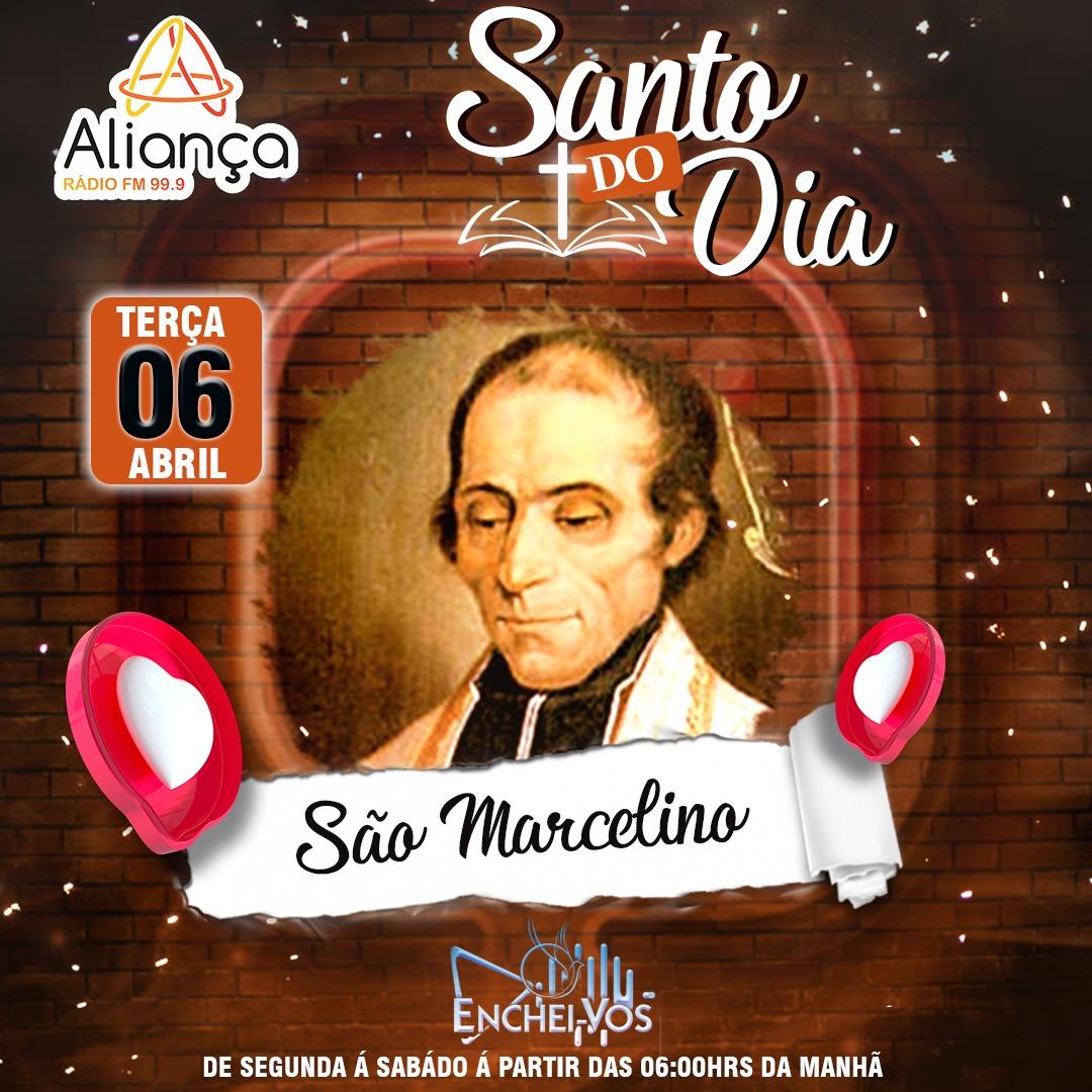"""""""Santo do Dia"""" 06/04: Conheça a história de São Marcelino"""
