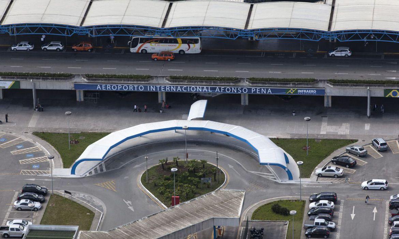 Leilão de 22 aeroportos está previsto para hoje