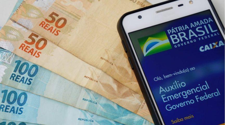 Caixa paga hoje (12) auxílio emergencial a nascidos em abril