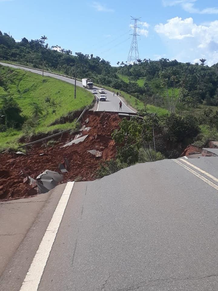 Moradores da região de Belo Monte cobram com urgência a recuperação na Rodovia da Br230