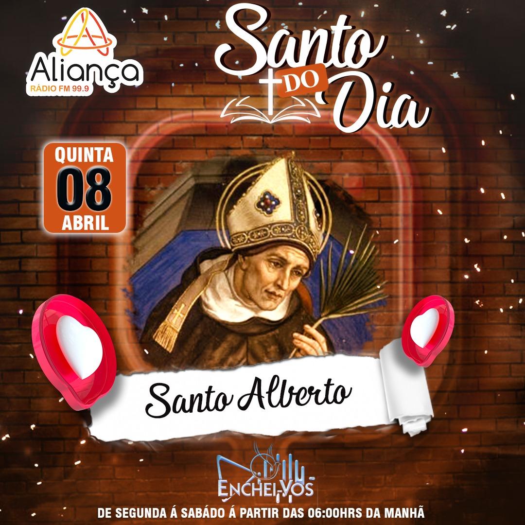 """""""Santo do Dia"""": conheça a história de Santo Alberto"""