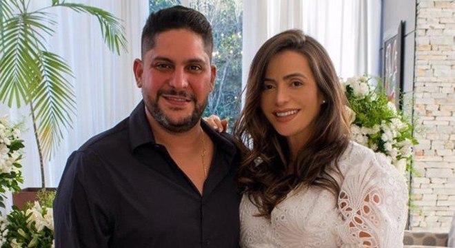 Jorge, da dupla com Mateus, se casa com 'melhor amiga' da ex-esposa
