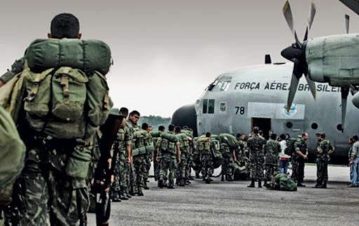 22 de abril – Dia da Força Aérea Brasileira