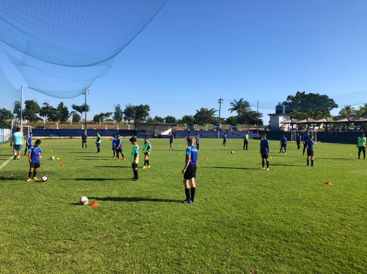 Especialistas do Avaí Futebol Clube (SC) estão em Colíder (MT) e ficam até sábado (08) na busca por talento do futebol