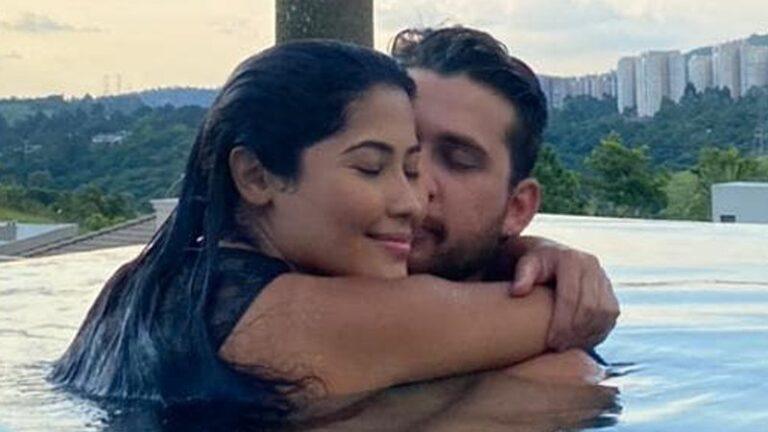 """Gustavo Mioto acaba com suspense e se declara para Thaynara OG após um ano separados: """"É tu, te amo"""""""