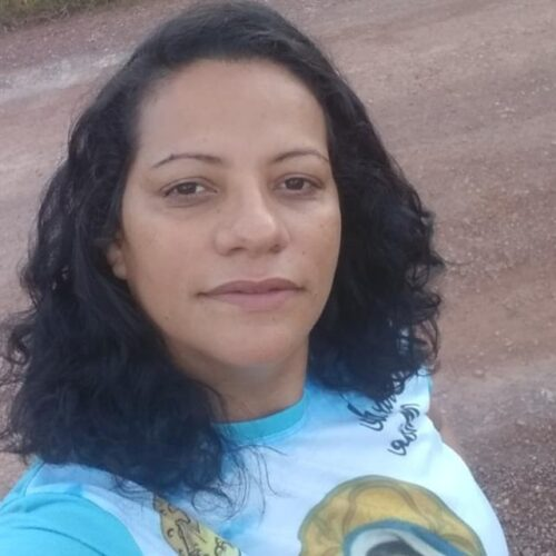 Nilvannya Tomaz, coordenadora da Pastoral da Criança em Colíder (MT), fala sobre as atividades da Pastoral e a importância do voluntariado